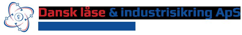 Dansk låse & industrisikring ApS Logo